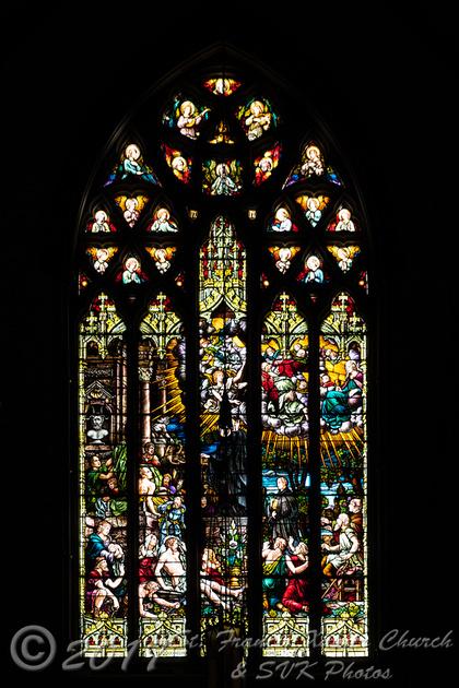 St. Francis Xavier Church, Brooklyn NY: St. Francis Xavier Church, Brooklyn &emdash; IMG5DsR_0051-Edit